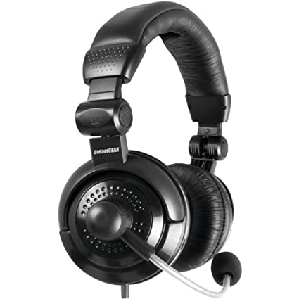 dreamGEAR Elite Gaming Headset (For PS3)