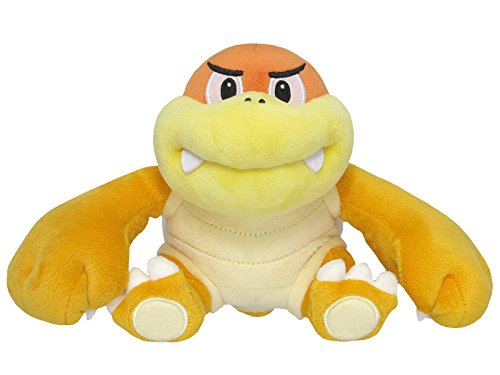 Sanei Super Mario All Star Collection AC34 BunBun Yellow 6.5