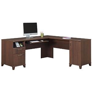 Bush Business Furniture Bush Industries Achieve Collection L Shaped Computer Desk