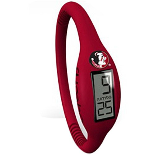 RumbaTime Florida State Seminoles (FSU) Original Unisex Silicone Watch (Small)
