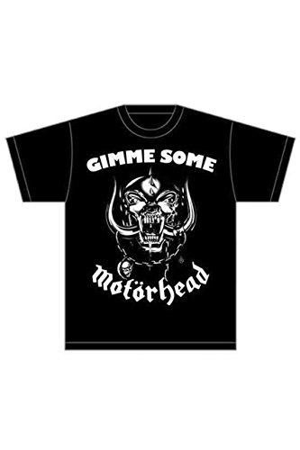 Motörhead -  T-shirt - Uomo nero Small