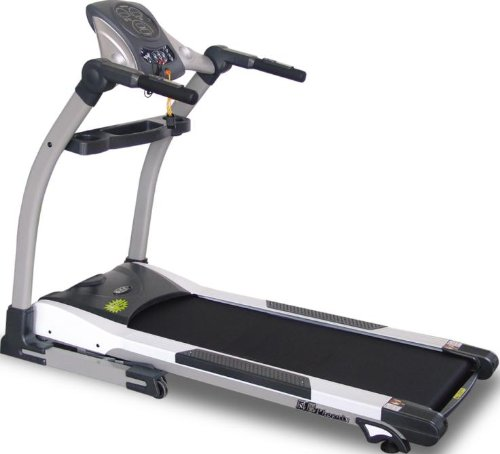 Electric Treadmill With Computer JDB-7000 - 3.5 HP 12 kmh
