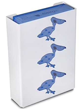 "TrippNT 50865 Priced Right Triple Glove Box Holder with Pelican, 11"" Width x 15"" Height x 4"" Depth"