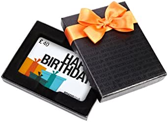 Amazon.co.uk Gift Box - £40 (Birthday)