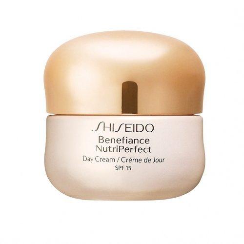 Shiseido Benefiance NutriPerfect Day Cream SPF 18 1.7oz/50ml by Shiseido [Beauty]