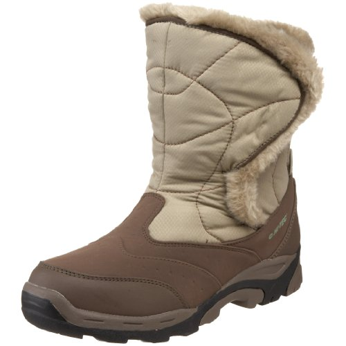 Women's Park City Sport 200 Faux Fur Insulated Boot,Mink/Putty/Soapstone,10 M US