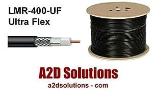 Amazon.com: Times Microwave LMR-400-UF Ultra Flex RG-8 RF