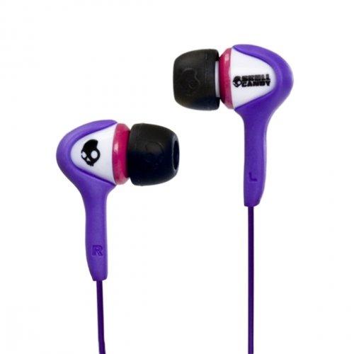 Smokin' Buds Purple/White