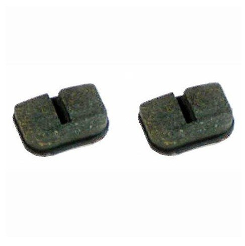 Motovox Mini Bike Brake Pads Shows Lining Brakes Mini Bike