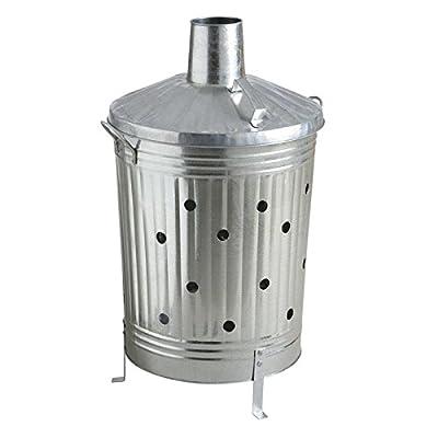 Metal Garden Incinerator from autre