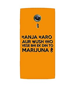 Khush Raho!! Alcatel One Touch Flash 2 Case