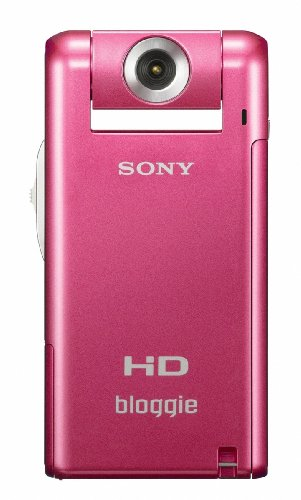 Sony MHS-PM5 bloggie HD Video Camera (Pink)