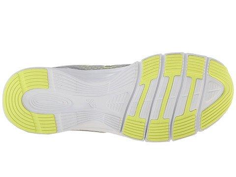 888098214116 - New Balance Women's 711 Heather Cross-Training Shoe,Grey/Yellow,11 B US carousel main 1