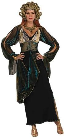 Forum Novelties Women's Medusa Greek Goddess Costume, Multicolor, Standard