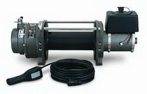 Warn 30290 Series 12 Dc Industrial Electric Winch