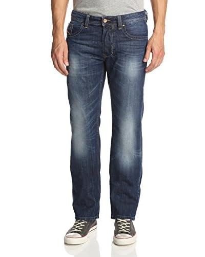 Diesel Men's Larkee Straight Leg 5 Pocket Jean