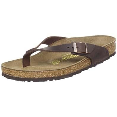 Model 6456D_2 Birkenstock Odessa Sandals  Oiled Leather For Women