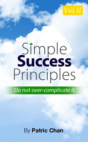 Simple Success Principles Vol 2