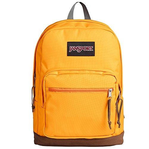 jansport-mochila-derecho-paquete-naranja-oro