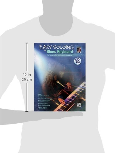 Easy Soloing for Blues Keyboard: Fun Lessons for Beginning Improvisers (National Guitar Workshop)