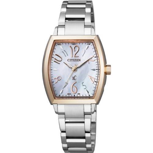 [シチズン]CITIZEN 腕時計 xC クロスシー Eco-Drive エコ・ドライブ 電波時計 ER8034-52W レディース