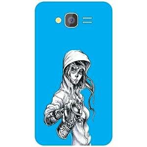 Printland Designer Back Cover for Samsung Galaxy Grand Case Cover