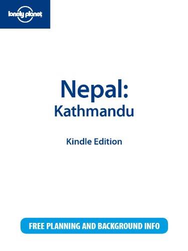 Lonely Planet Nepal: Kathmandu