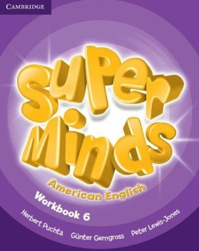 SUPER MINDS LEVEL 1 WORKBOOK