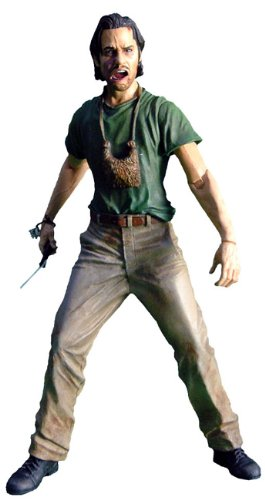 Mezco Toyz Cinema of Fear Series 3 Action Figure Hitchhiker (Classic Texas Chainsaw Massacre)
