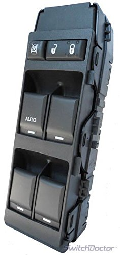 Chrysler 300 Master Power Window Switch 2004-2010 OEM (1 Touch Down) 1 (Dodge Avenger Door Lock Switch compare prices)