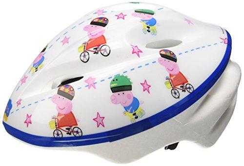 Dino Bikes CASCOPIG - Peppa Pig Casco Protettivo