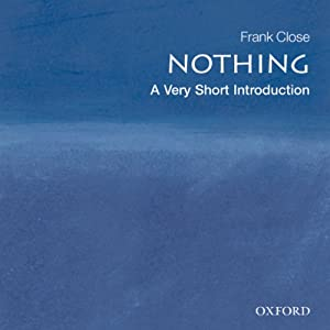 Nothing: A Very Short Introduction Hörbuch