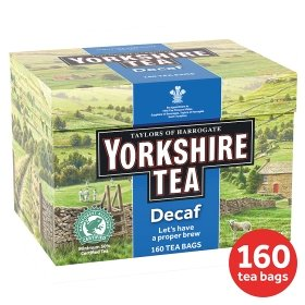Taylors of Harrogate Yorkshire Tea Decaf