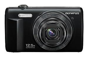 Olympus VR-360 Appareil photo numérique  16 Mpix Zoom optique 12,5x Noir
