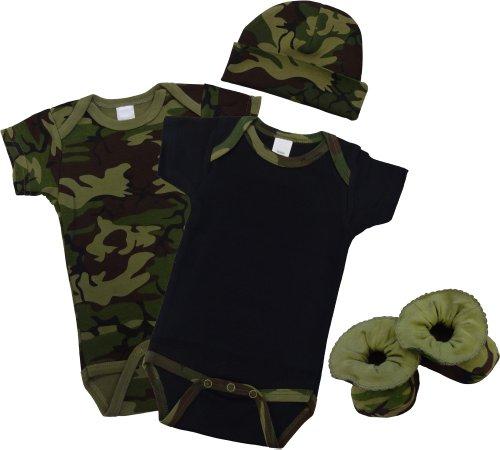 Green Camo Gift Set-Short front-814908