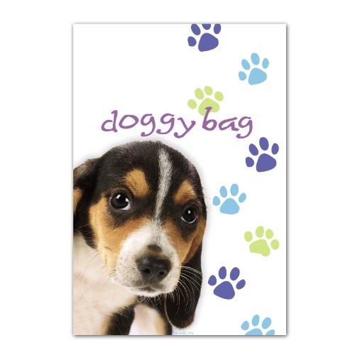 Puppy Party LOOT BAG - 8/PKG
