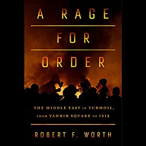 A Rage for Order Audiobook