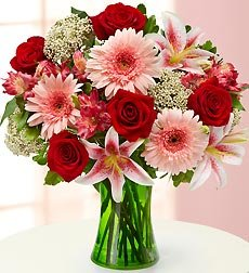 Flowers by 1800Flowers - Elegant Wishes - Large