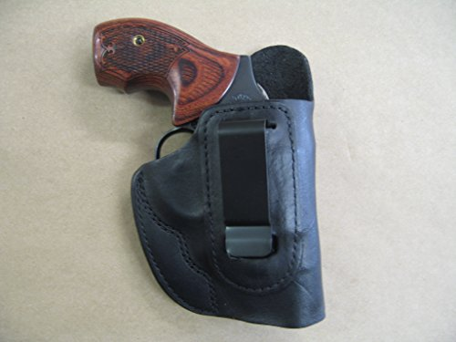 Charter Arms / Undercover Bulldog IWB Leather In The Waistband Concealed Carry Holster (Charter Arms 44 Bulldog compare prices)