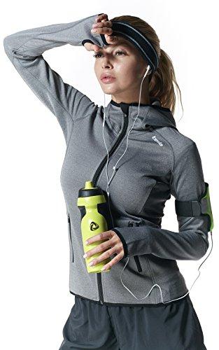 Tesla-Womens-Lightweight-Active-Performance-Full-zip-Hoodie-Jacket-WK24