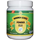 Food 4 You Moringa Leaf Powder 100 Gms (Organic)