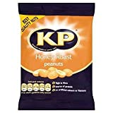 KP Honey Roast Peanuts 50g x Case of 12