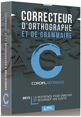 Synapse Cordial 2013 référence