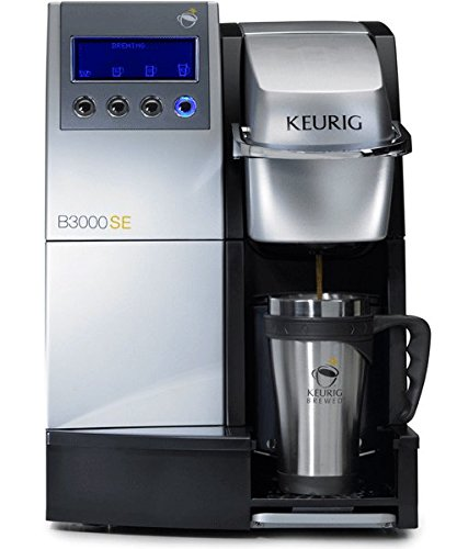 Keurig B 3000 SE Coffee Commercial Single Cup Office Brewing System