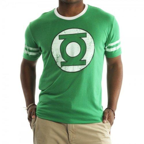 Green Lantern Atheltic Style T-Shirt