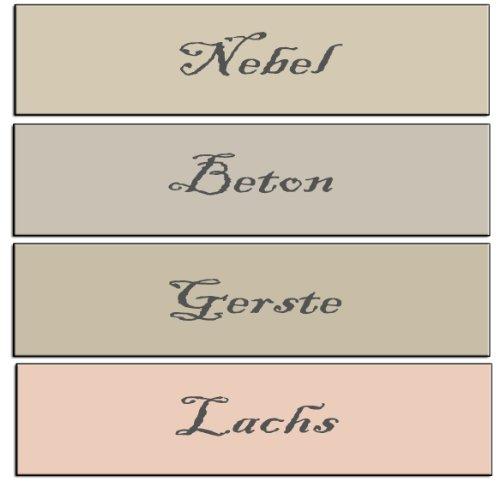 die beste quick kreidefarbe classic f r shabby chic und landhaus stil antiklook m belfarbe farbe. Black Bedroom Furniture Sets. Home Design Ideas