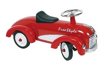 Goki - 2041346 - Porteur - Chariot À Tirer Free Style