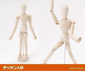 デッサン人形【木製】 DK-1102