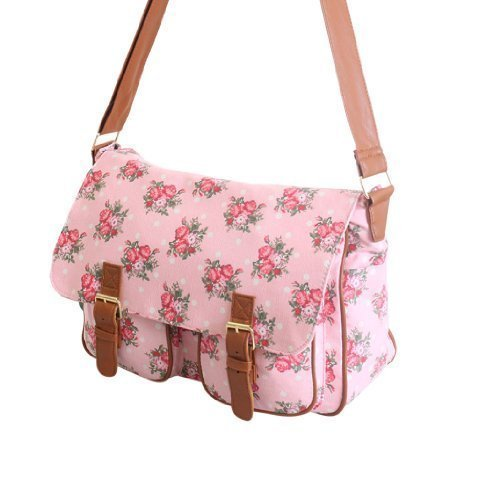 More4bagz Ladies Girls Boutique Canvas Shoulder