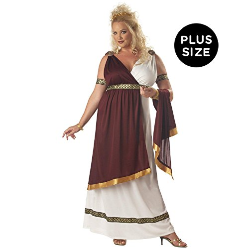 California Costume Collection Womens Roman Empress Adult Plus Costume